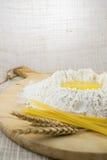 Mąka z jajkami Obrazy Stock