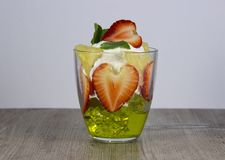 M?lange de fruit frais et de baies photo libre de droits