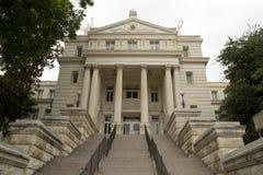 M'LCNNAN市政厅外部 库存图片