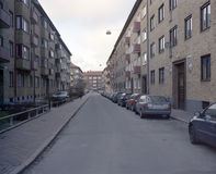 Möllevången Stock Image