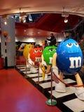 M&M świat obrazy royalty free