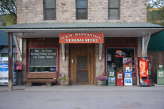 M & M Mercantile General Store Stock Photos