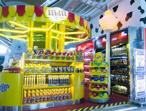 M&M`s Chocolate candies Stock Photo