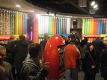 Free M&M S World In New York Stock Image - 24341731