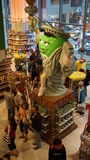 M&M s World in New York Stock Photography