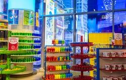 M&M świat Nowy Jork Fotografia Stock