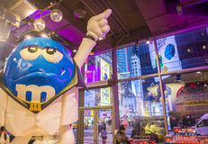 M&M world New York Royalty Free Stock Photography