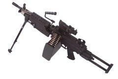 M249 machine gun Stock Photography