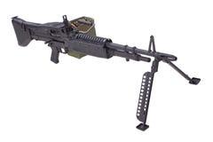M60 machine gun Royalty Free Stock Photo