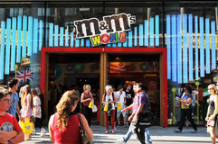 M&Ms World Royalty Free Stock Photos