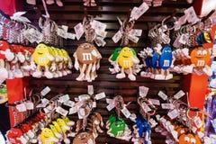 M&Ms World store Stock Photo