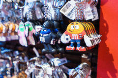 M&Ms World store Royalty Free Stock Photo