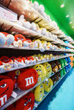 M&Ms World store Royalty Free Stock Photos