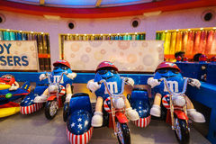 M&Ms World store Stock Photography
