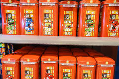 M&Ms World store. In in Leicester Square, London, England Royalty Free Stock Image