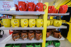 M&Ms World store Royalty Free Stock Images