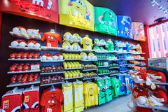 M&Ms World store Stock Images