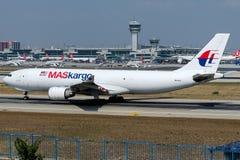 9M-MUA Maskargo, Airbus A330-223F Imagens de Stock