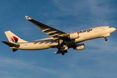 9M-MUC MASkargo, Airbus A330-223F Stockfoto