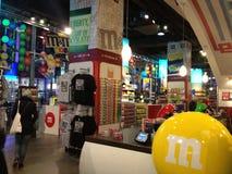 M&N κατάστημα Νέα Υόρκη Στοκ Εικόνες