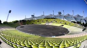 M nchen olympic stadion Royaltyfri Fotografi