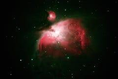 m42 nebula orion Стоковое Фото