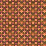 m?nstrad seamless tappning vektor illustrationer