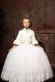 Młoda arystokrata dziewczyna Fotografia Stock