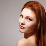 Młoda atrakcyjna kobieta Obraz Stock