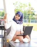 Młoda Azjatycka kobiety damy kobiety dziewczyna Zdjęcia Royalty Free