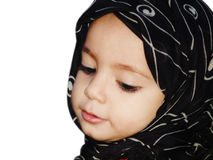 młoda dziewczyna portret fotografia stock