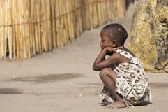 Młoda etniczna dziewczyna Zdjęcie Stock
