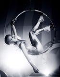 Młoda kobieta artysta Fotografia Stock