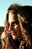 Młoda kobieta portret Obraz Royalty Free