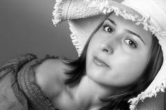 Młoda kobieta portret Fotografia Stock
