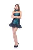 Młoda kobieta w modzie Zdjęcia Stock