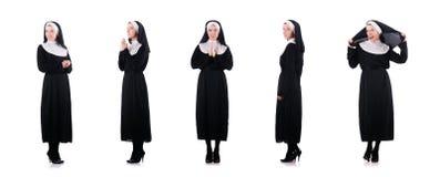 M?oda magdalenka w religijnym poj?ciu zdjęcia stock