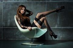 Młoda seksowna kobieta Zdjęcie Royalty Free