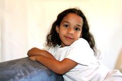 młode dziewczyny Zdjęcia Royalty Free