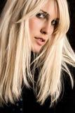 młode kobiety blond Zdjęcie Royalty Free