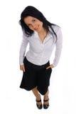 młode kobiety jednostek gospodarczych Obrazy Stock