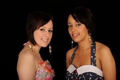 młode modne kobiety Obrazy Royalty Free