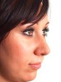 młode portret kobiety Zdjęcie Stock