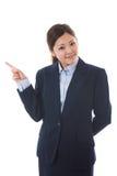 Młody bizneswoman Obrazy Royalty Free