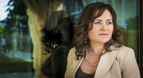 Młody bizneswoman Zdjęcie Stock