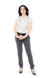 Młody bizneswoman Zdjęcia Stock