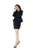 Młody bizneswoman Fotografia Stock