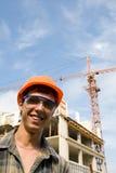 młody budowniczych Zdjęcia Stock