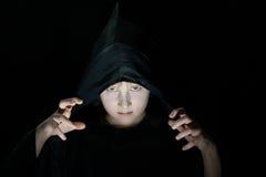 Młody czarownik Fotografia Stock