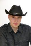 Młody kowboj zdjęcie royalty free